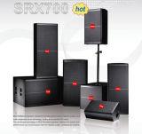 Serie Srx700 starke bidirektionale PA-Tonanlage-Fachmann-Lautsprecher