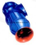 El hl pulsa la bomba vertical de los líquidos