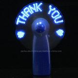 Heiße verkaufenled-Minimeldung-Ventilatoren mit Firmenzeichen gedruckt (3509)