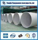 De grote Gelaste Pijp A312 Tp317 van de Grootte Roestvrij staal voor Olie