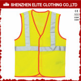 3m Reflective Hi Vis Safety 100 Polyester Work Vest Winter