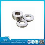 Magneet van de Ring NdFeB van de zeldzame aarde de Permanente voor Spreker