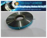 Bande bleue latérale simple de Mylar de papier d'aluminium de roulis de Jumbol de couleur (bande d'animal familier d'alu)