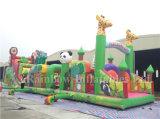 Spielplatz-aufblasbarer Hindernis-Kurs für Kinder/im Freien aufblasbare Spielplatz-Spielwaren