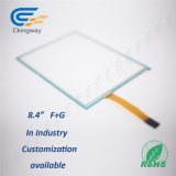 Der Glas Touch Screen der Form-8.4 des Zoll-ITO Tseparation LCD Multi-Berühren Rahmen für Schönheits-Maschine