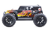 1 / 10e échelle 4WD Electric Toy Car Off-Road RC Truck