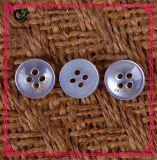 Bouton rond de bouton de chemise de bouton de la bonne qualité 4holes d'enfant