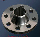 Acero inoxidable 304 Long Neck Flange forjado