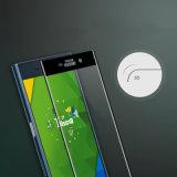 volle Deckung 3D, die hohe Klarheits-ausgeglichenes Glas-Bildschirm-Schutz-Telefon-Zubehör für Sony XP galvanisiert