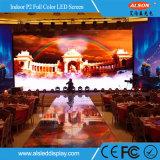 Comitato dell'interno dello schermo dell'affitto LED di colore completo di P2 HD per la fase