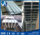 Warmgewalst Gegalvaniseerd Staal I de Straal van het Structurele Staal H van de Straal (A36, SS400, Q235B, Q345B, S235JR, S355)