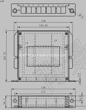 Typ PLC-Teiler Scapc Verbinder der Einlage-1X8