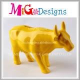Изготовленный на заказ животное керамическое гостеприимсво OEM оптовой продажи коробки деньг