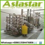 Sistema do tratamento da água da máquina do purificador da água do aço inoxidável