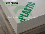 feuille de PVC de blanc de 1220 2440mm