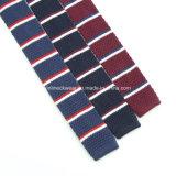 Legame a strisce del Knit delle lane di modo del contrassegno privato per gli uomini