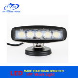 12 Month Warranty Super Bright Auto Car 17W 12V Driving Headlight Light CREE LED Work Light
