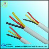 Alta qualidade elétrica isolada PVC do cobre que protege o fio