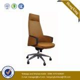 높은 뒤 조정가능한 행정상 가죽 사무실 의자 (HX-AC069)