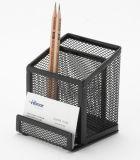 금속 메시 문구용품 조직자 사무실 책상 부속품