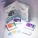 Tand Orthodontische Zelf het Afbinden van het Product Steunen met het Tand Materiële Centrum van de Vervaardiging