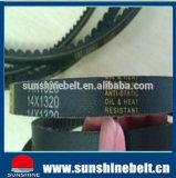 na correia de transmissão denteada AV17X965li da correia da borda crua V da venda feita em China para a máquina da alta qualidade