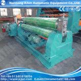 Mclw11-20X2000 máquina mecânica de dobra de placa de três rolos