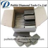 화강암 대리석 절단 다이아몬드 사암 세그먼트를 위한 세그먼트