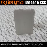 Kundenspezifische unbelegte bedruckbare Aluminiumbesuchskarte der radierungs-Antennen-RFID NFC