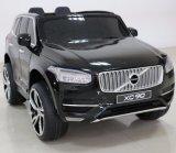 Volvo autorizó paseo en asiento del juguete dos del coche