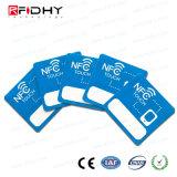 Autoadesivo superiore della scheda di prestazione MIFARE NFC della lettura per fare pubblicità