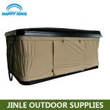 SUVのキャンプテントのABSキャンプの堅いシェル車の屋根の上のテント