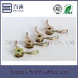 Insieme materiale d'acciaio del ribattino del sensore del rivestimento dei freni