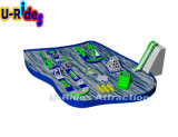 Giant Aqua Inflatable Floating Water Park para la venta