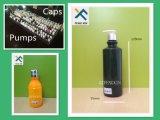 [500مل] [1000مل] محبوب بيع بالجملة رخيصة شفّافة يخلو شامبوان بلاستيكيّة زجاجة ممونات في الصين