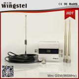 Amplificador móvel do sinal da G/M com antena do Yagi