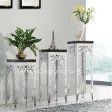 Basamento ornamentale personalizzato del Flowerpot dell'acciaio inossidabile di disegno