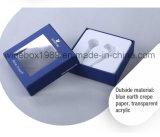Eco freundliche einfache Vierecks-Papier-Pappelektronischer verpackenkasten