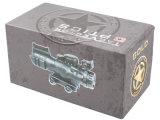 Réticule Ar15 Riflescope compact militaire de Chevron de Tri-Illumination de Goliath 4X32 de systeme optique de vecteur