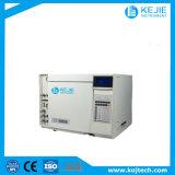 Chromatographie au gaz pour la détection d'eau courante
