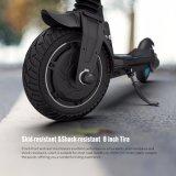 Сложите E-Самокат миниого электрического самоката колеса складной
