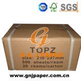 28GSM-30GSM Witboek voor de Druk van het Woordenboek met Lage Prijs