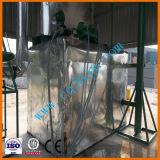 ディーゼル燃料のプラントオイルの再生機械への使用された潤滑油