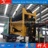 Goldtrommel-Bildschirm-Goldförderung-Maschine (KDTJ-200)