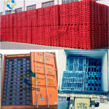 StandardSpecification 1200X1000 Schweres-Duty Racking Plastic Pallet