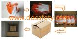 Рабочие Перчатки Латекс Нейлоновые с Гофрированным Латексом(DNL108)