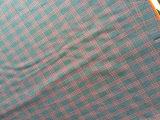Tela de lana de las lanas rojas del cedazo