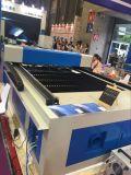 250W con il prezzo di alluminio della tagliatrice del laser del metallo della Tabella di funzionamento della barra