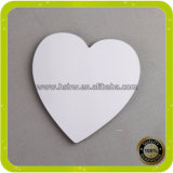 Aperçus gratuits d'aimant blanc de réfrigérateur pour la sublimation de teinture