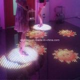 144dots LEIDEN van de Partij van het huwelijk Programmeerbare Interactieve Dance Floor